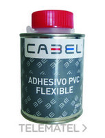 CABEL 2199 ADHESIVO PVC CABEL BOTE 250ml PINCEL