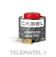 CABEL 2352 ADHESIVO PVC CABEL BOTE 500ml PINCEL